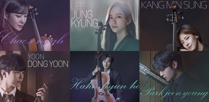 超豪华阵容OST+古典音乐衬托:金旻载和朴恩斌的六角关系,你感受到当中的悲伤吗?