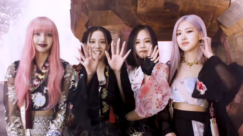 BLACKPINK《How You Like That》绝美呈现「改良韩服」全新造型!