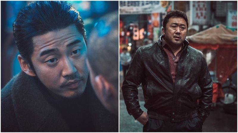 《犯罪都市》鐵拳馬東石VS刀斧尹啟相   12月15日戲院見真章