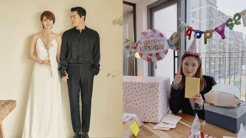 曹政奭♥Gummy结婚两年...现在怀孕5个月!Gummy近况公开:生日认证照、演唱《金师傅2》OST!