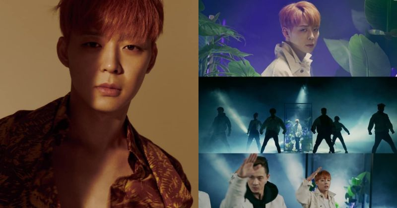 JYJ 朴有天只身回归歌坛 首张正规专辑〈Slow Dance〉惊喜不断