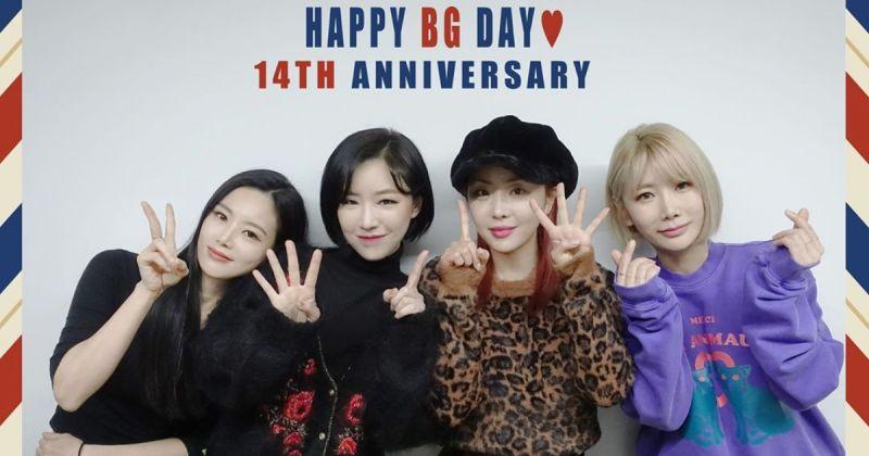 14 年来始终如一 Brown Eyed Girls 公开特别影片庆祝出道满 14 周年!