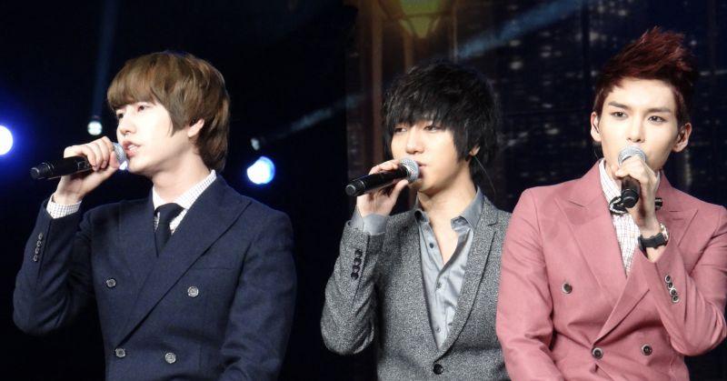 太期待啦!Super Junior-K.R.Y.将首度发行韩语专辑
