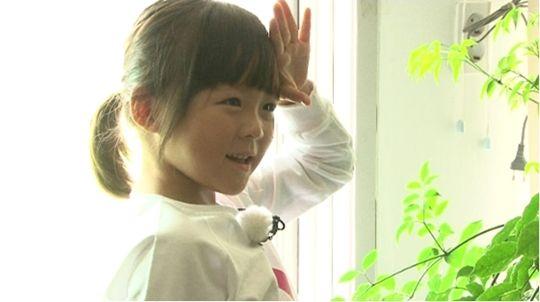 《超人回來了》公開秋小愛近照 暴風成長變清秀小少女