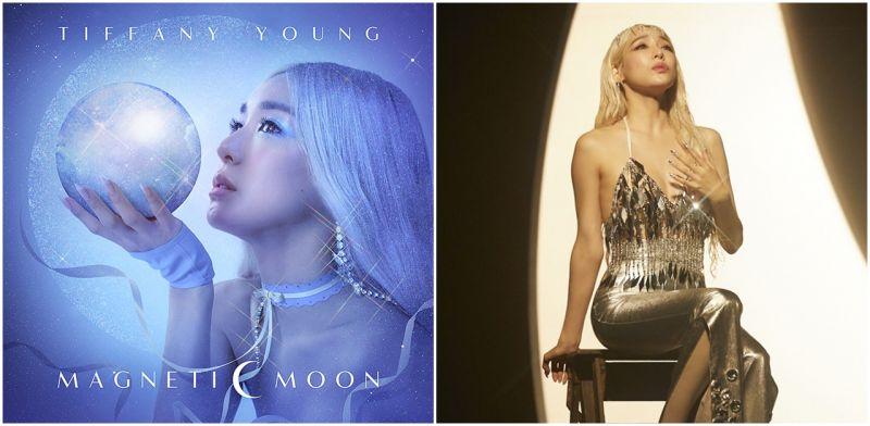 [有片]月光仙女Tiffany Young今午最新單曲公開     北美巡迴即將起跑