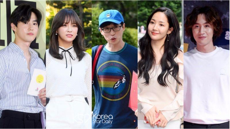 推理綜藝《犯人就是你》陣容確定!劉在錫、李光洙、朴敏英、SUHO、金世正等7人出演!