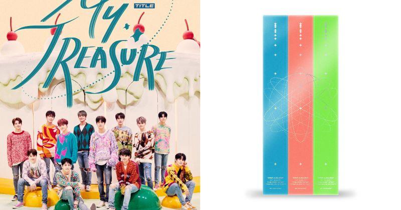 TREASURE 新專輯曲目表 玹碩、Yoshi、Haruto 聯手為主打歌寫詞!