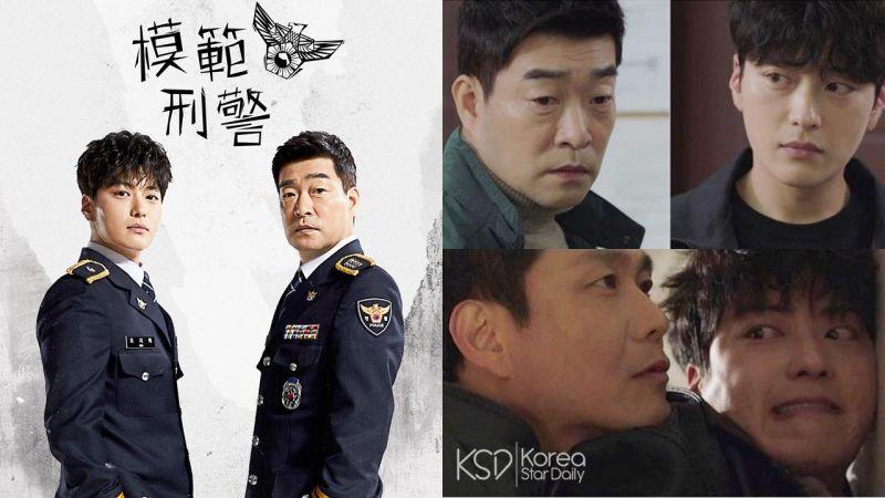 JTBC熱門月火劇《模範刑警》刷新自身收視率,僅排在經典韓劇《耀眼》之後