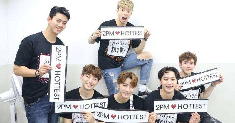 出道十二周年粗咖嘿!2PM那些年經典TOP 10歌曲回顧,每一首都是滿滿的回憶啊!