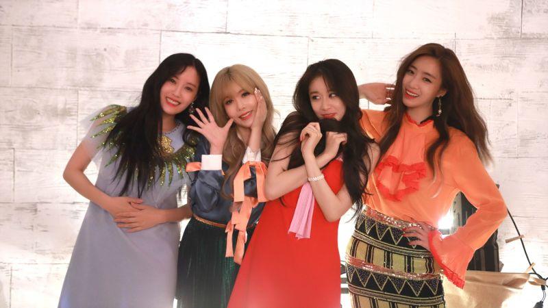 T-ara、MBK Entertainmen 十年缘分告终 「往后无论在哪,成员们还是会在一起」