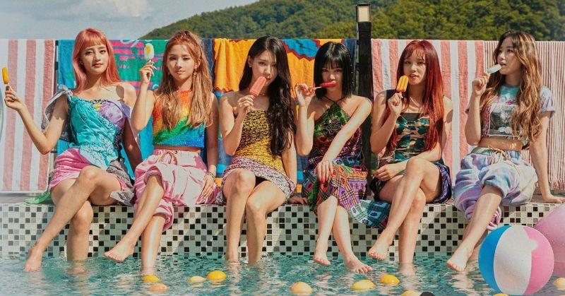 (G)I-DLE 回歸滿一週 〈DUMDi DUMDi〉銷量為女團單曲史上第二高!