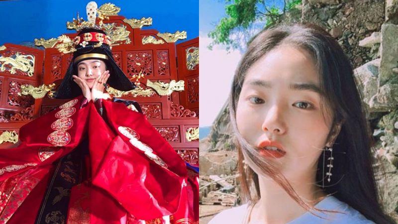 《尸战朝鲜》中殿娘娘演技惊人,不愧是青龙最佳女新人!