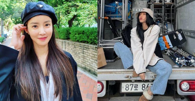 保暖也要美!從毛帽到貝雷帽女星們的完美冬季造型,戴上風格就不一樣!