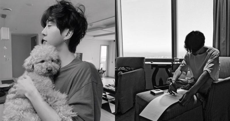 B.A.P 解散後第一人 方容國將發行正規專輯〈BANGYONGGUK〉!