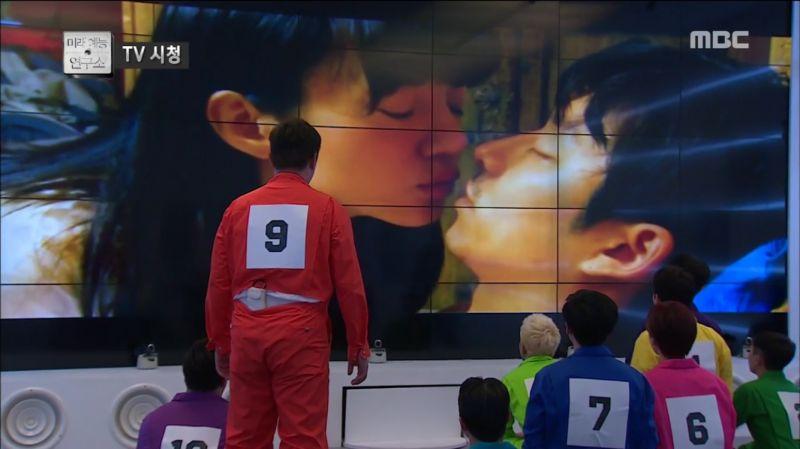 《无限挑战》超越男神孔刘和曹政奭的KISS戏匠人居然是他!