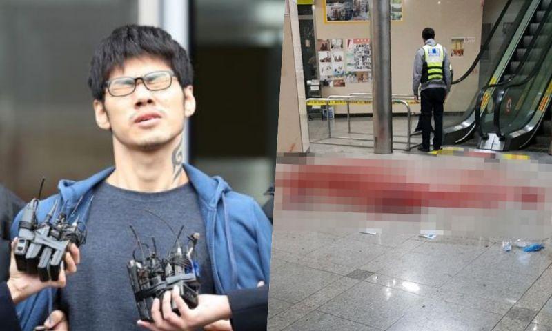 「江西区网咖杀人事件」凶犯金成秀二审被判30年有期徒刑,弟弟无罪!