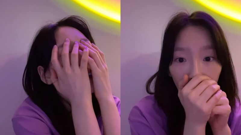太妍終於還是下單了嗎!新款手機出了她最愛的紫色,反復詢問粉絲:「到底要不要買?」