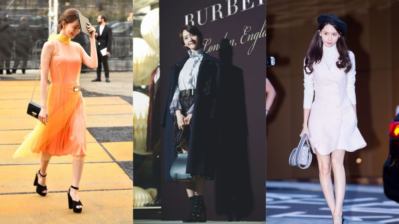 「人间富贵花」润娥穿过那么多高奢大牌,最适合她的Look是哪一套?