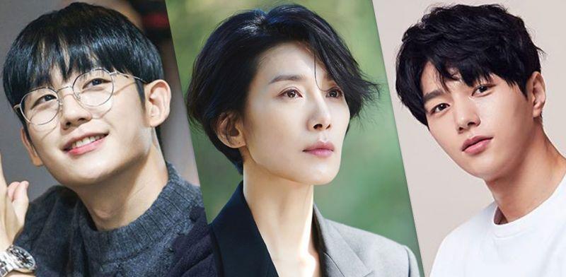 有男神丁海寅、《天空城堡》金瑞亨和L金明洙、3月實力+偶像派新劇絕對不容錯過!