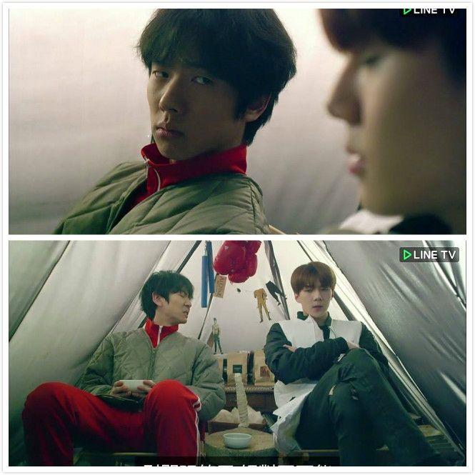 《我的鄰居是EXO》張宥尚談與EXO合作的感覺