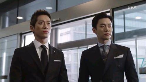 韓劇 金科長김과장- 特有FU的男男CP