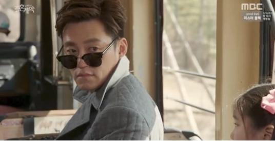 《結婚契約》韓志勳逗姜惠秀女兒開心的模樣引人注意(劇透)