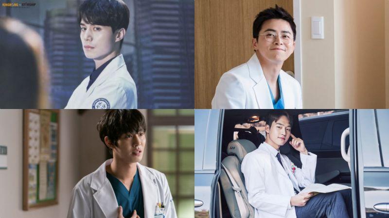学医的男人都帅气!这五位演过医生的男人,有你的最爱吗?♥