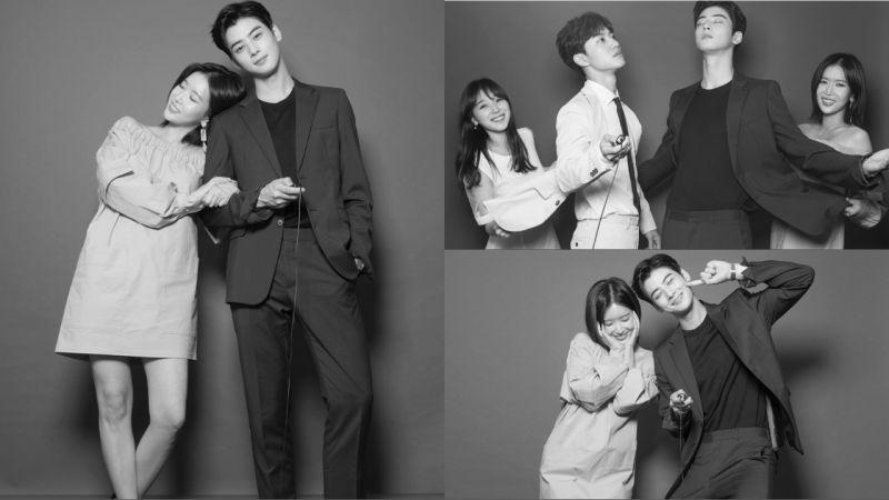 韩国SNS很夯的「黑白自助照相馆」!《我的ID是江南美人》的主演们也来这里拍照啦!