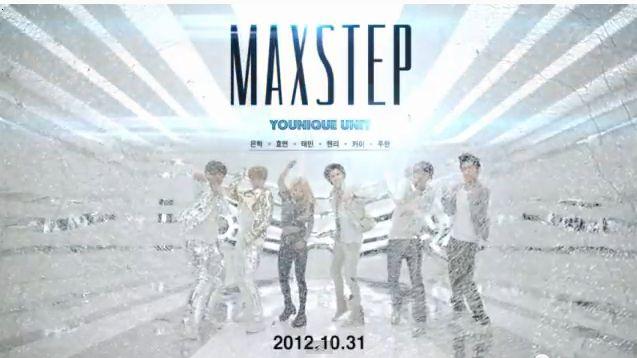 SM家族《MAXSTEP》MV Teaser
