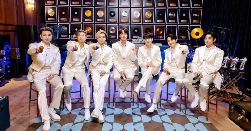 BTS防彈少年團本月行程超精彩!「葛萊美週」表演、專場談話秀接連來襲