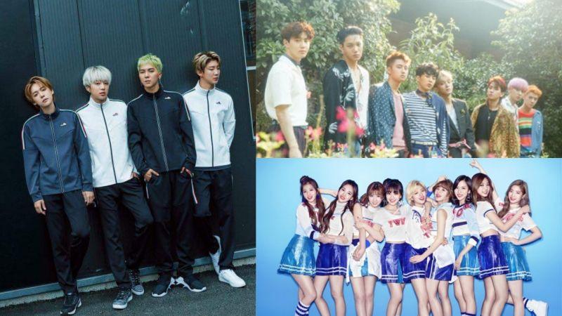 三大社藝人時隔6年共同參加《偶運》?WINNER、EXO、TWICE出演正在商討中!