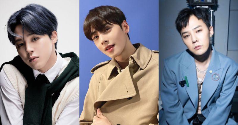 【男团个人品牌评价】智旻蝉联冠军 BTS防弹少年团五人打入前十名!
