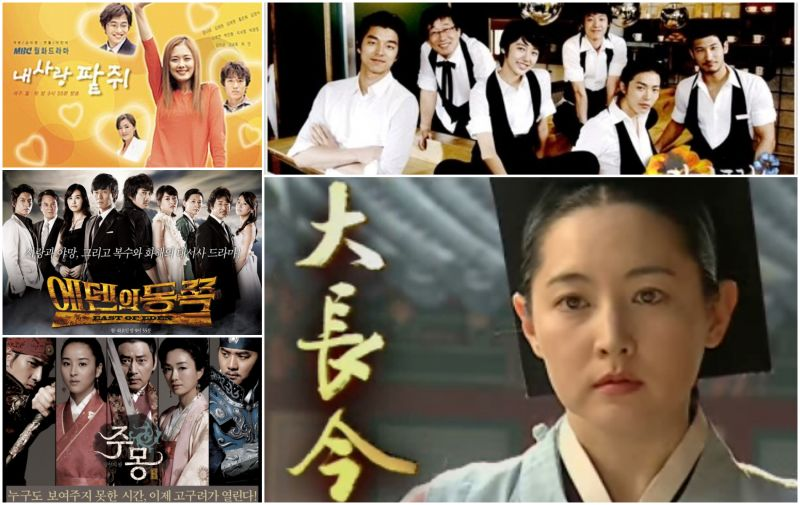 那些年MBC的經典劇 你看過哪齣? (月火劇篇)
