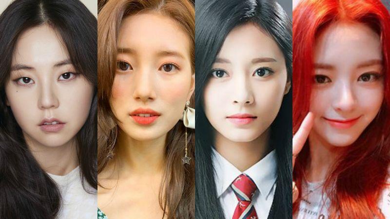 JYP家颜值都逆天的四个女团忙内!你比较吃谁的颜呢?