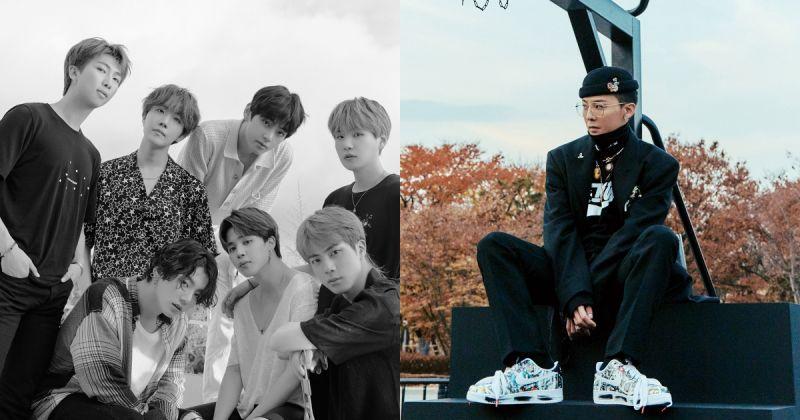 【男团个人品牌评价】智旻领军 BTS防弹少年团打入前十名!