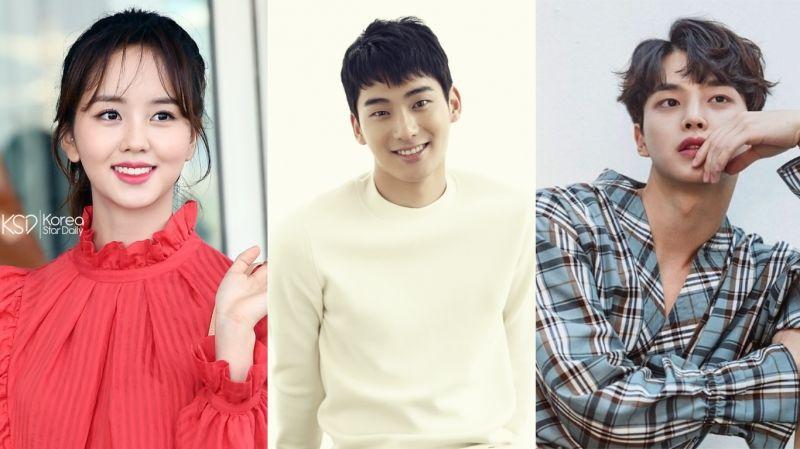 金所炫確定出演Netflix《愛情警報》與鄭家藍、宋康合作!更有望擔任劇版《回到20歲》女主角