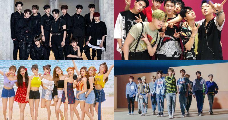 2018《Asia Artist Awards》出席名單更新!四組團體都是當前大勢