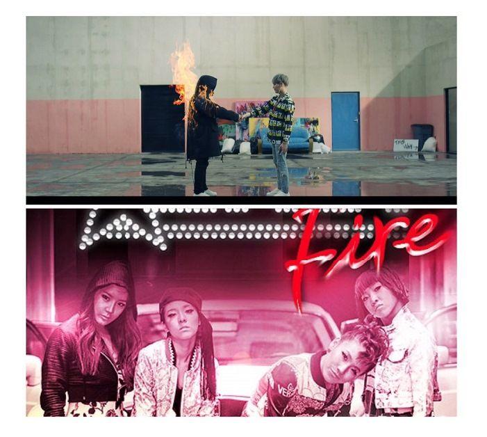 這些好聽的歌都跟《FIRE》有關係