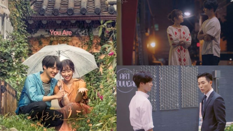 《爱情的温度》演员会演、画面美外,OST也超好听!大家都开始追这一部了吗?