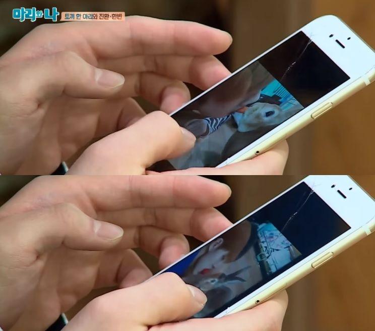 iKON的B.I與振煥爭相獻吻的對象是?
