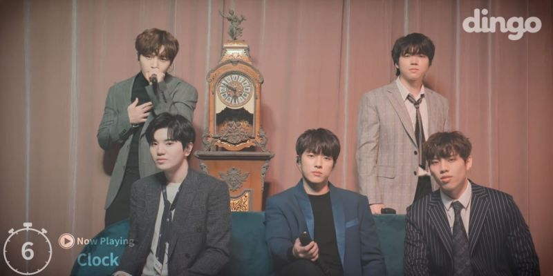 INFINITE出道曲到最新單曲CLOCK,五首經典歌曲100秒LIVE