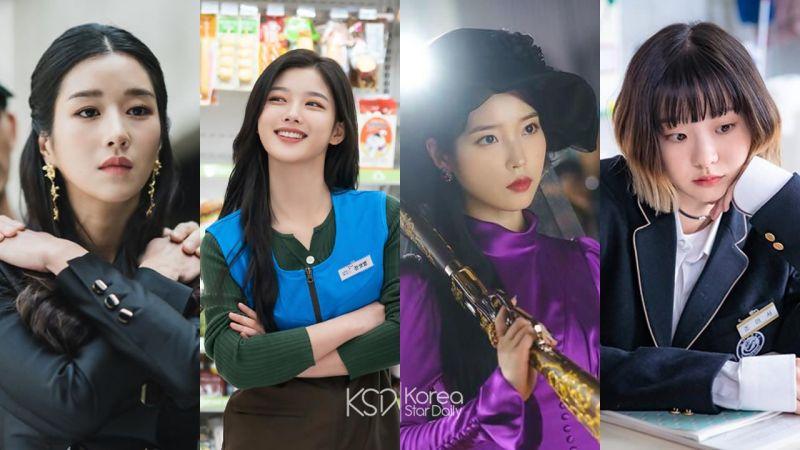 韩剧女主现在要够强悍才吸睛!徐睿知、金裕贞、IU、金多美小心别惹到她们啊