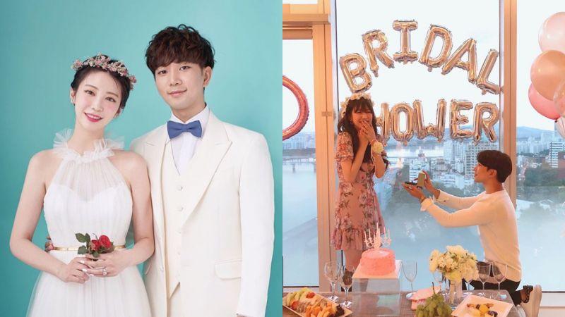 G.O❤崔艺瑟今日28日大婚!「我们一起走幸福路吧」求婚过程超甜蜜~