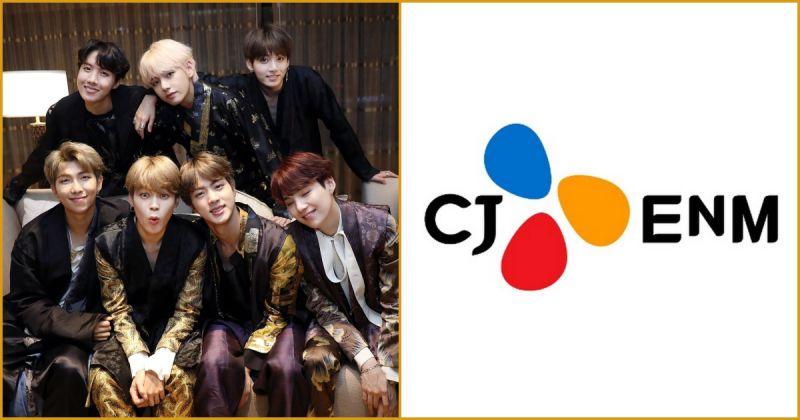 韓演藝圈版圖生變⋯⋯Big Hit 與 CJ ENM 攜手 相關股價隨BTS防彈少年團回歸消息上漲!