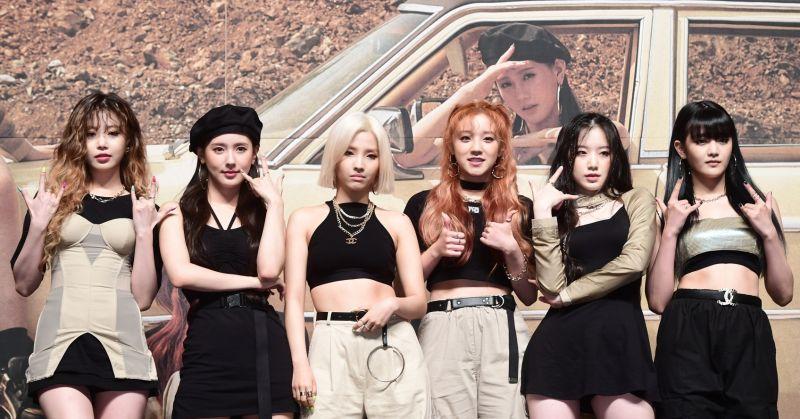 (G)I-DLE 大转型依然成功 新单曲夺 17 国 iTunes 韩流榜冠军!