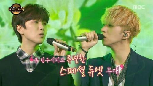 《二重唱歌謠祭》VIXX KEN、B1A4燦多組成夢幻二重唱 合作舞台公開