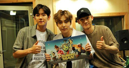 《Running Man》成員真的變動物了!動漫版邀 EXO-CBX 演唱主題曲