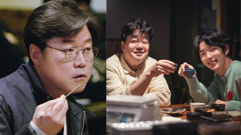又一档必追综艺!白种元 Netflix《白Spirit》将介绍韩国饮食和文化,嘉宾李凖基、罗PD预告照公开!