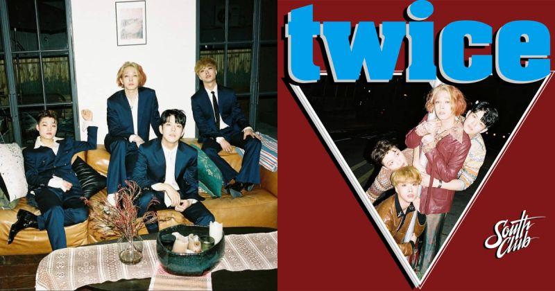 South Club 新單曲開放預購 15 日攜〈TWICE:兩次〉回歸