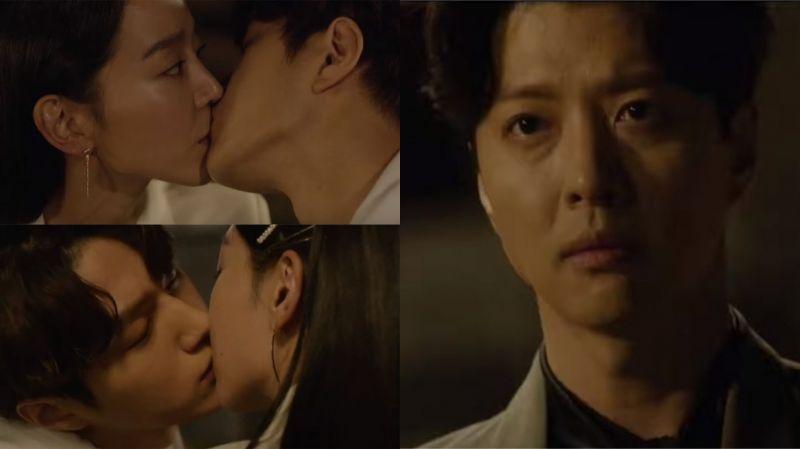 《仅此一次的爱情》申惠善、金明洙「突如其来」的Kiss戏!Ending留下许多悬念…李东健的真实身分是?